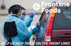 Nourish, Frontline Foods and other local restaurants team up to feed front line healthcare workers!