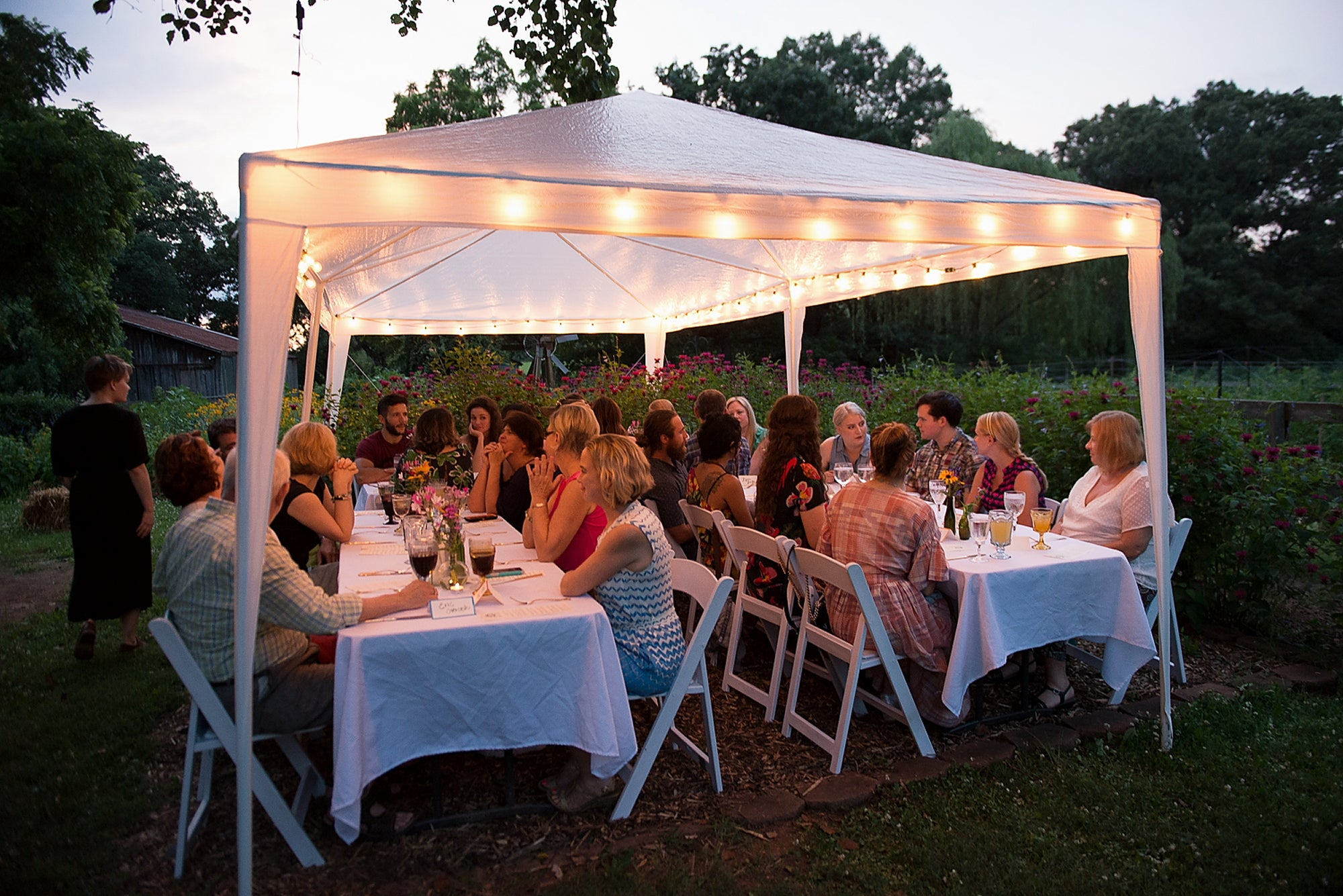 5 Courses Sangria A Bonfire And A Night To Remember Our 2017