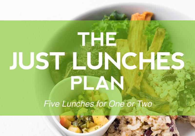 "Revitalized ""Just Lunches"" Meal Plan"