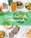 Give the Gift of Nourish this year. But what does that mean, exactly?
