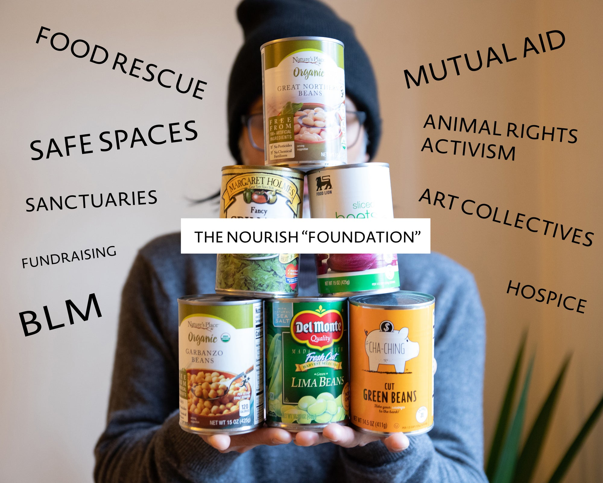 "The Nourish Way - Pt. 2 (our unofficial ""Foundation"")"