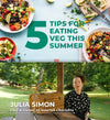 5 tips for healthy vegan eating this summer from Chef Julia and The Humane League!