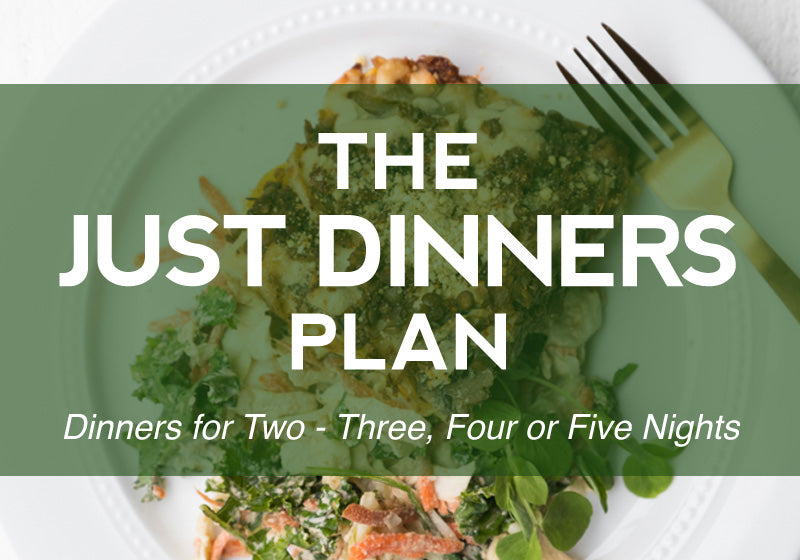 The Just Dinners Plan