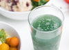 Mermaid Limeade with Spirulina