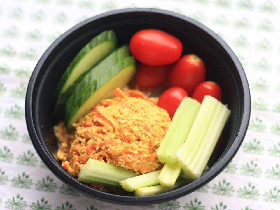 Carrot Pimento Cheese