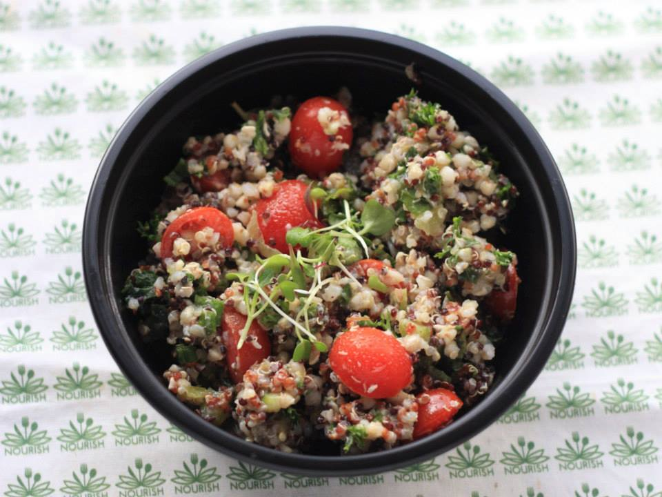 Superfood Tabbouleh