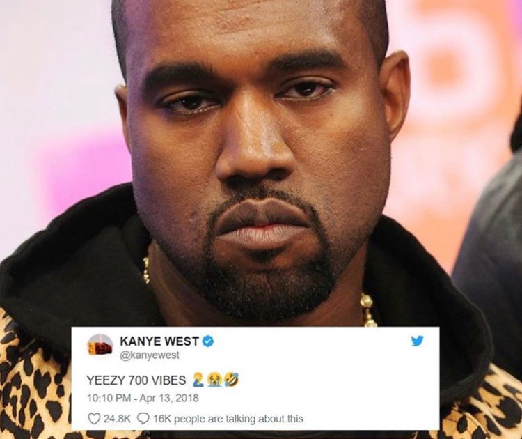 Kanye Returns to Twitter To Call Out Nike