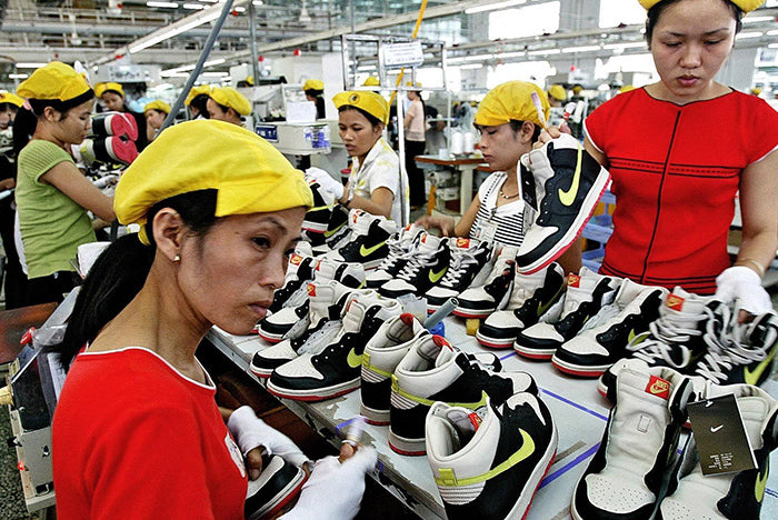 Nike and adidas Continue to Shift Production Away from China