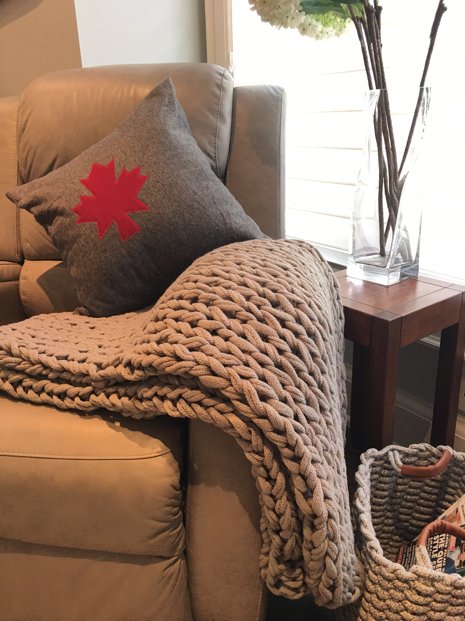 Cozy Corner Holiday Gift - $175