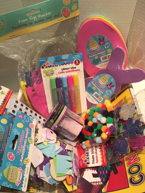 KIDS AT HOME Easter Activity - Limited Inventory - $40