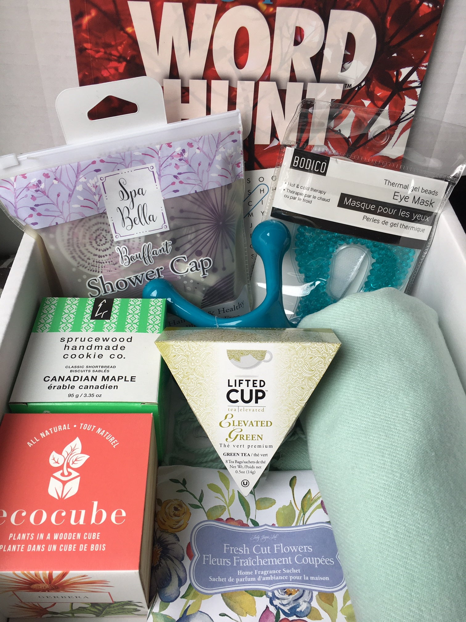 MOTHERS DAY BOX 1 - Limited Inventory - Available for delivery in May - $60
