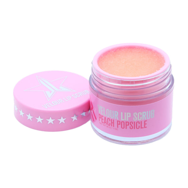 ESFOLIANTE LIP SCRUB: Peach Popsicle