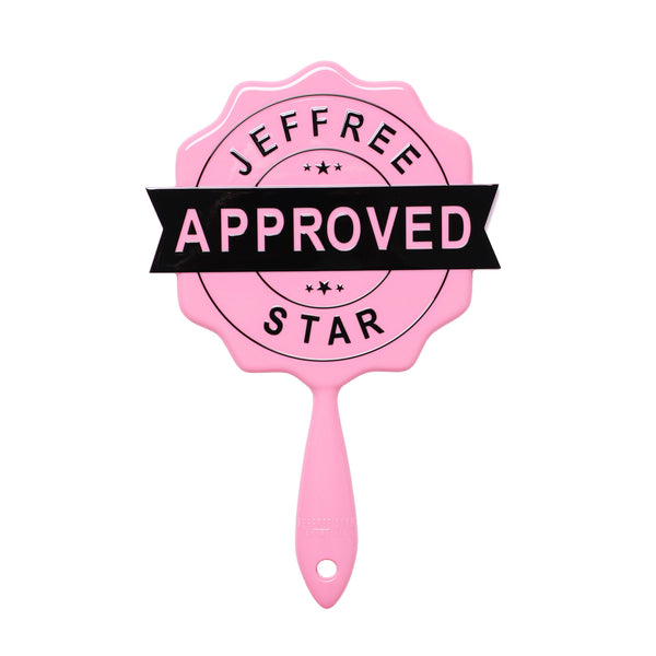 Approved Baby Pink Hand Mirror