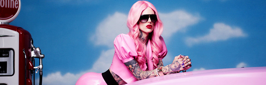 Shane x Jeffree Collelction Banner - JSC