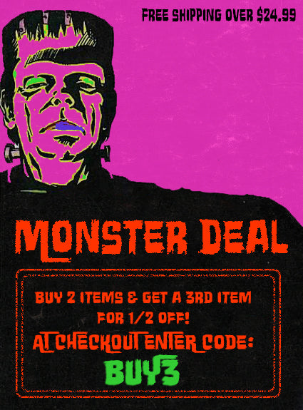 Monster Savings Deal