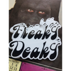 Freaky Deaky Transparent Sticker