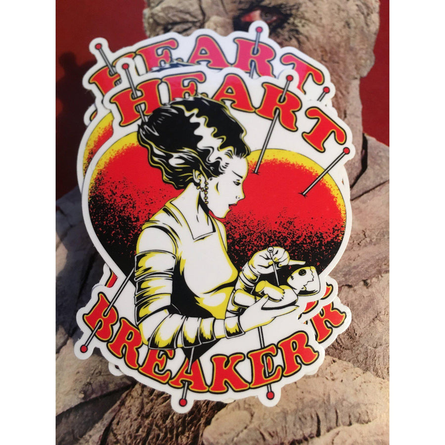 Heartbreaker Sticker
