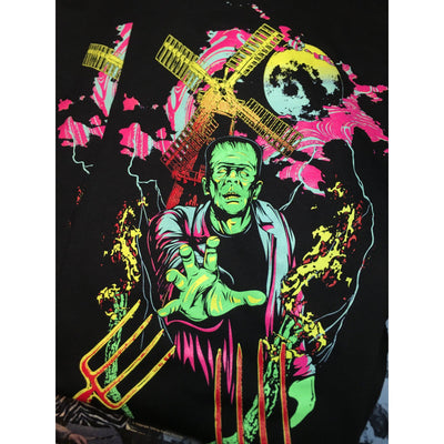 Blacklight Frankenstein