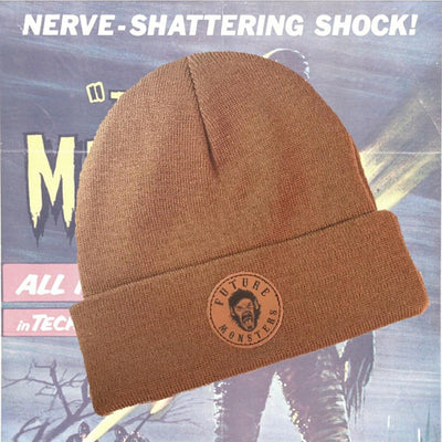 Future Monsters Beanie Tobacco