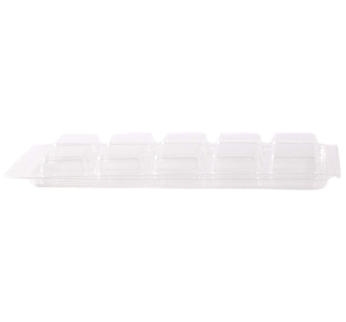 10-Cavity Wax Tart Clamshell Mould - Mystic Moments UK