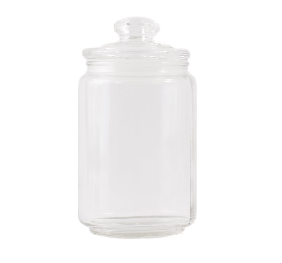 600ml Glass Candle Jar with Lid - Mystic Moments UK