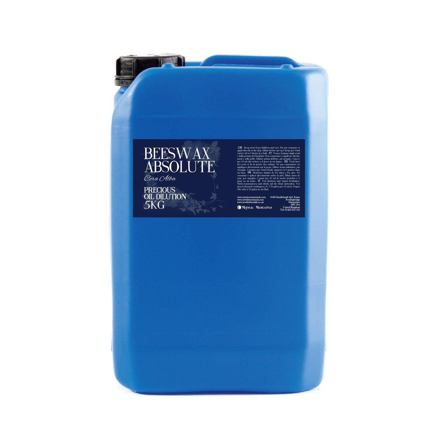 Beeswax Absolute Oil Dilution