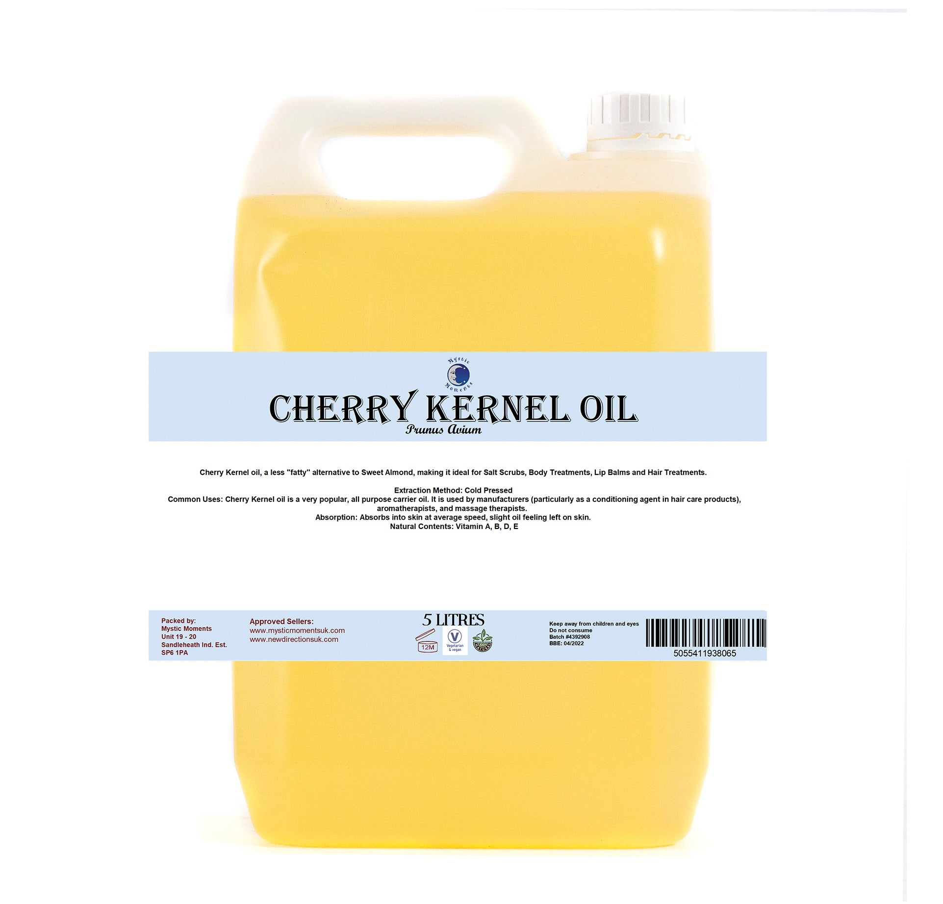 Cherry Kernel Carrier Oil