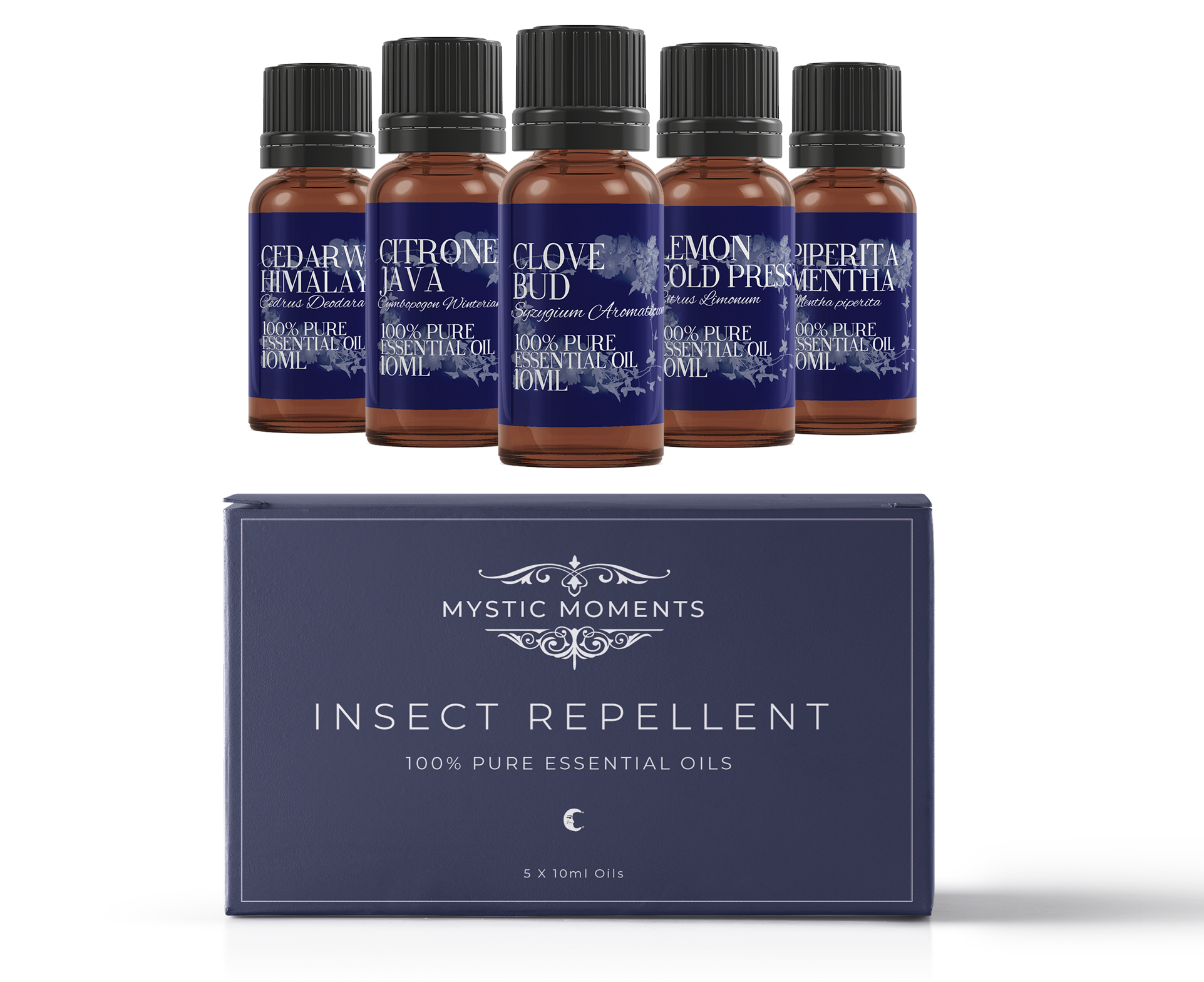 Insect Repellent | Essential Oil Gift Starter Pack