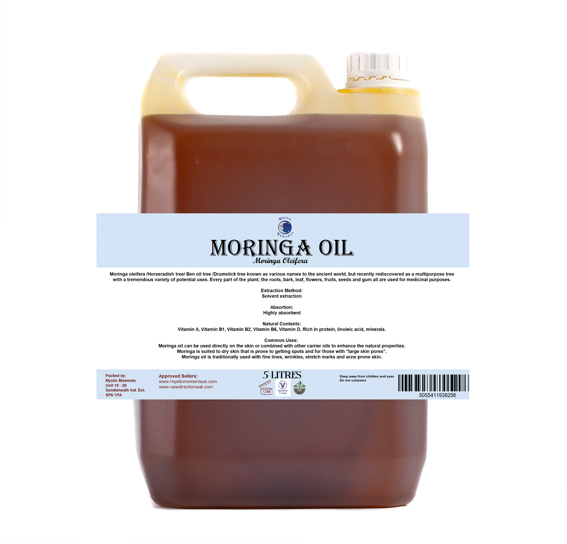 Moringa (Drumstick) Carrier Oil