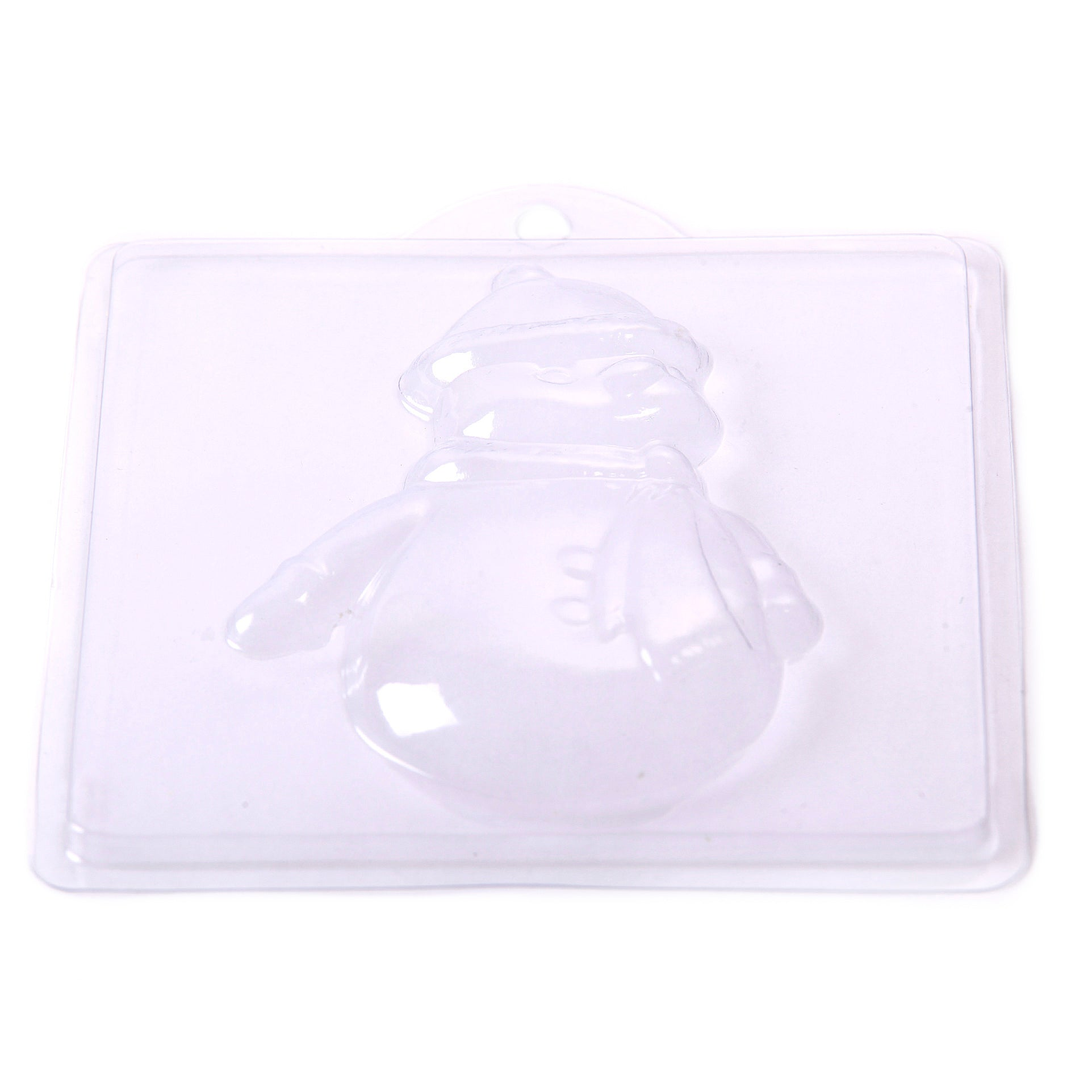 Snowman with Scarf PVC Mould (4 Cavity) N16