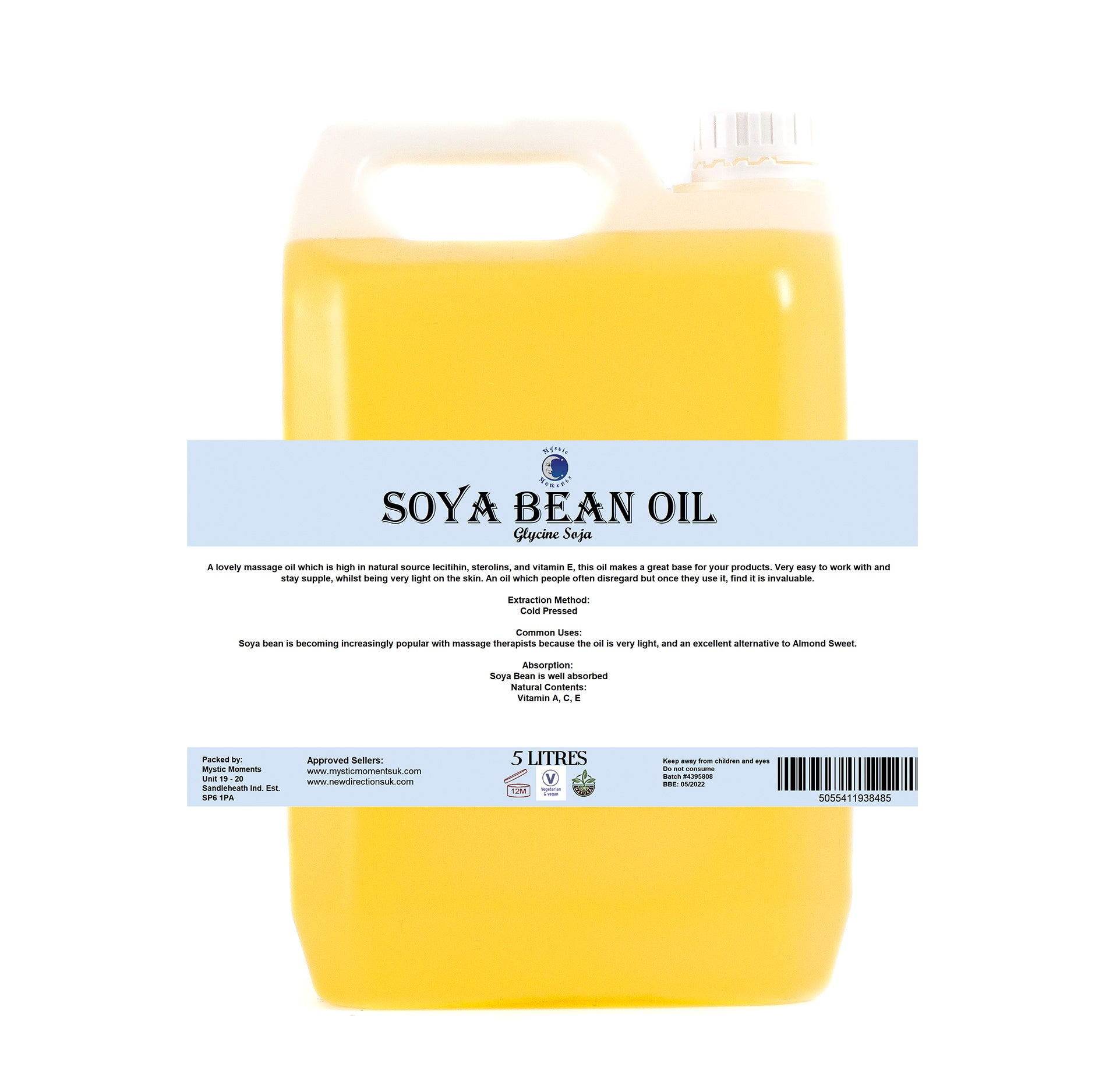 Soya Bean Carrier Oil