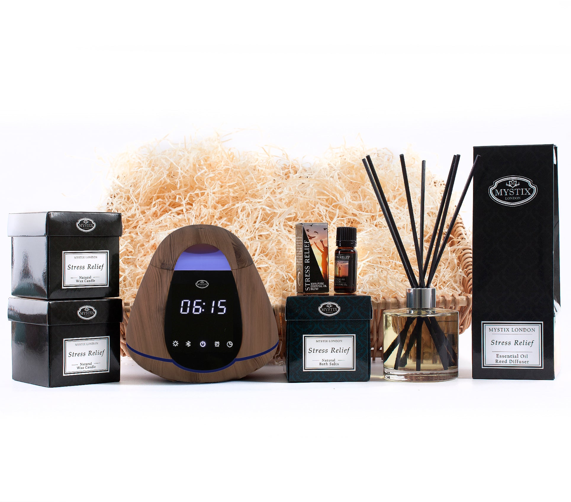 Stress Relief | Deluxe Aromatherapy Hamper