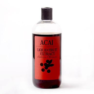 Acai Liquid Fruit Extract - Mystic Moments UK
