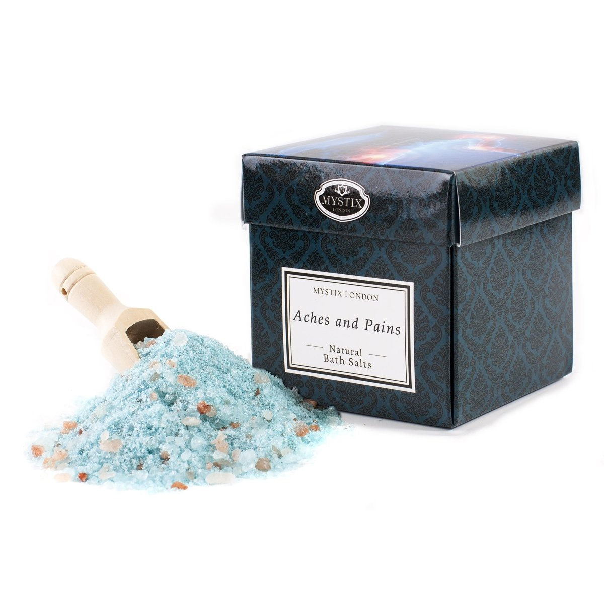 Aches & Pains Bath Salt - 350g - Mystic Moments UK