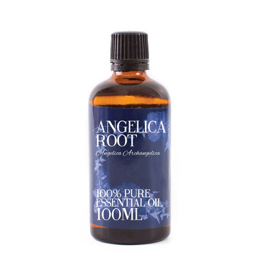 Angelica Root Essential Oil - Mystic Moments UK