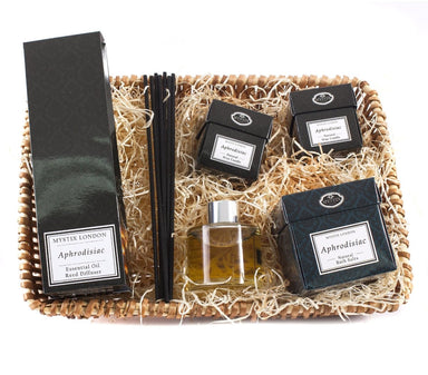 Aphrodisiac | Aromatherapy Hamper - Mystic Moments UK