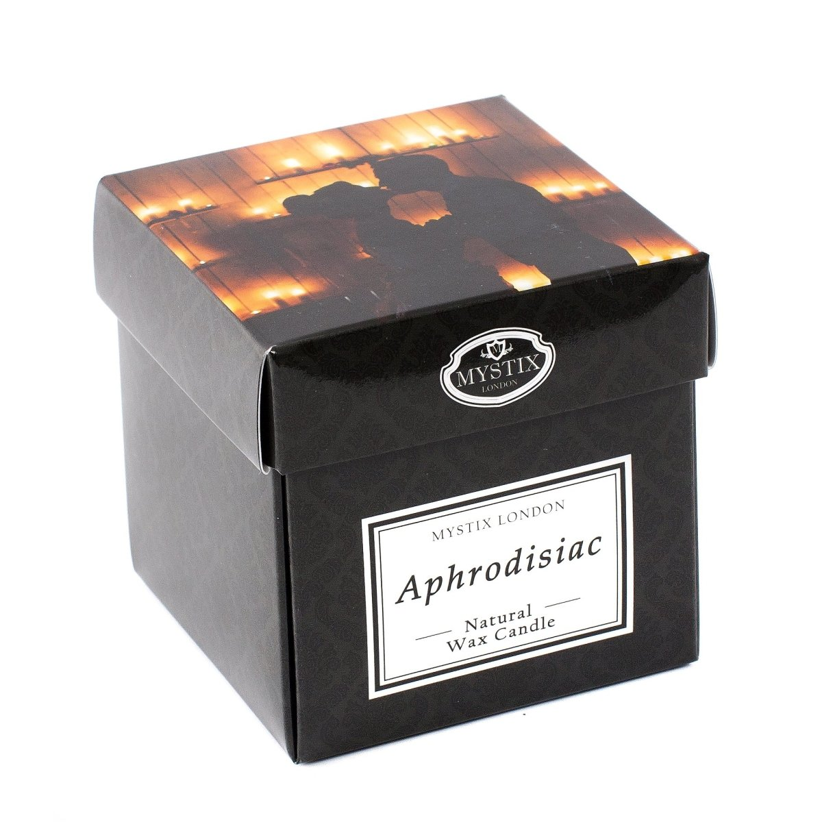 Aphrodisiac Scented Candle - Mystic Moments UK