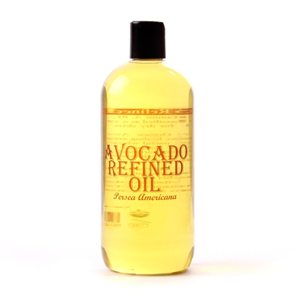 Avocado Refined Carrier Oil - Mystic Moments UK