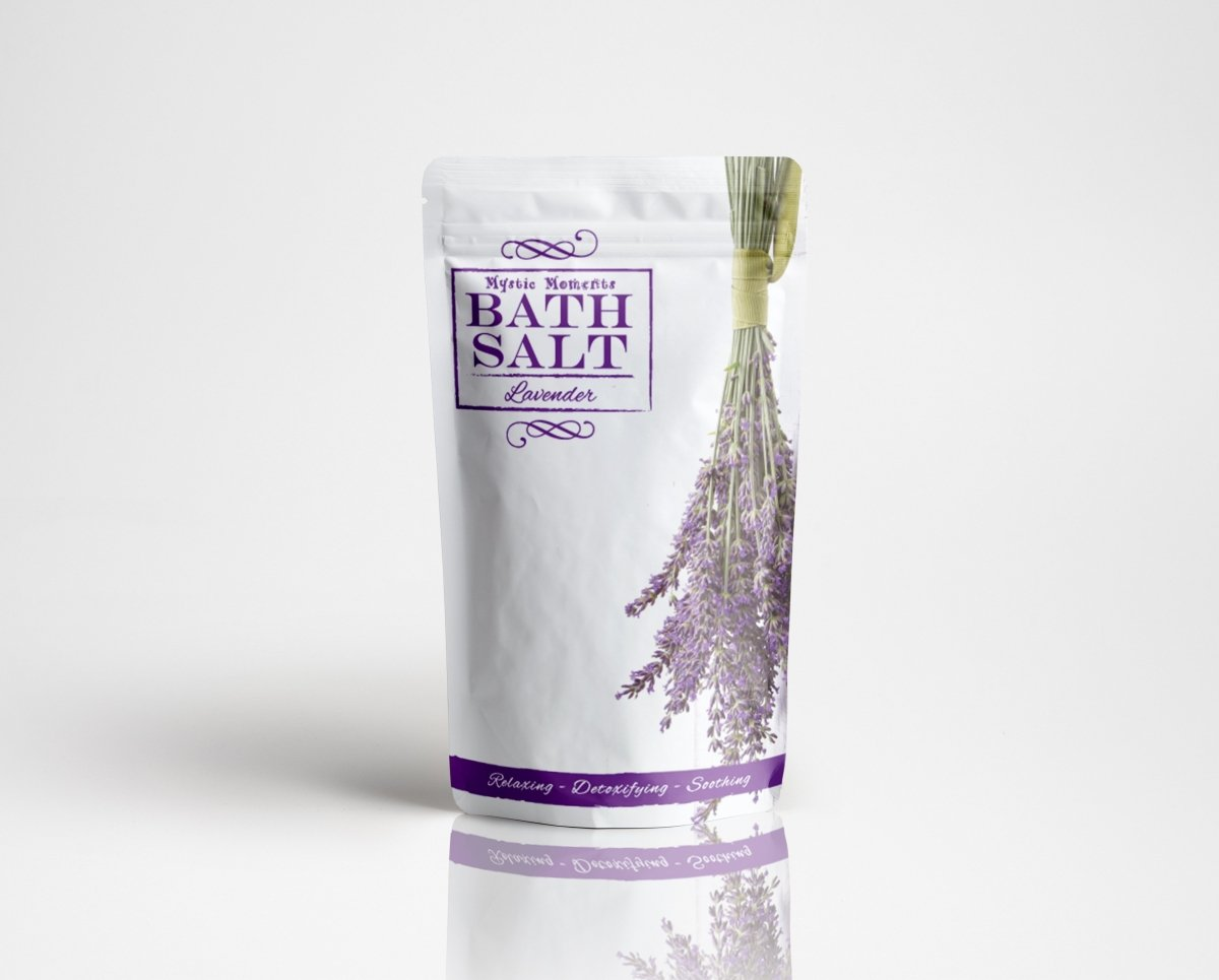 Bath Salts - Lavender - Mystic Moments UK