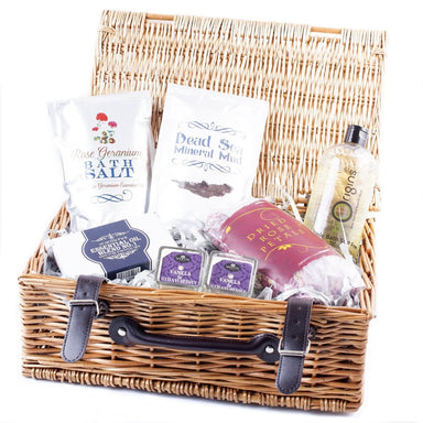 Bathtime Pamper Hamper - Mystic Moments UK