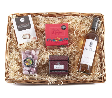 Be My Valentine Hamper - Mystic Moments UK