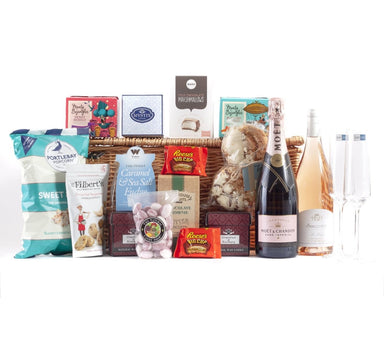 Be My Valentine Hamper | Deluxe - Mystic Moments UK