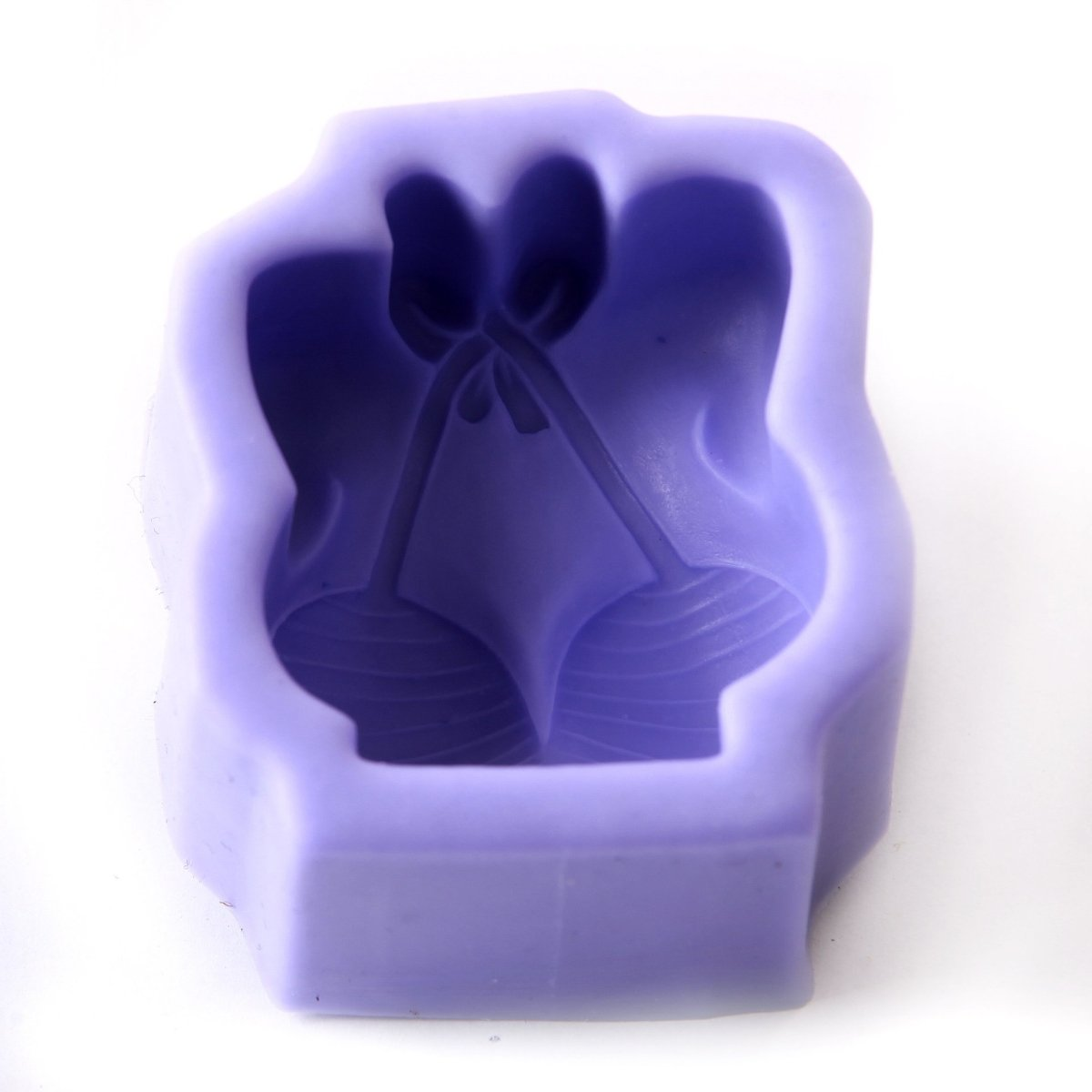 Bikini Top Silicone Soap Mould R0955 - Mystic Moments UK