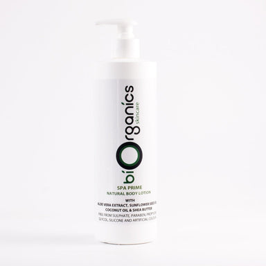 biOrganics Natural Body Lotion - Mystic Moments UK