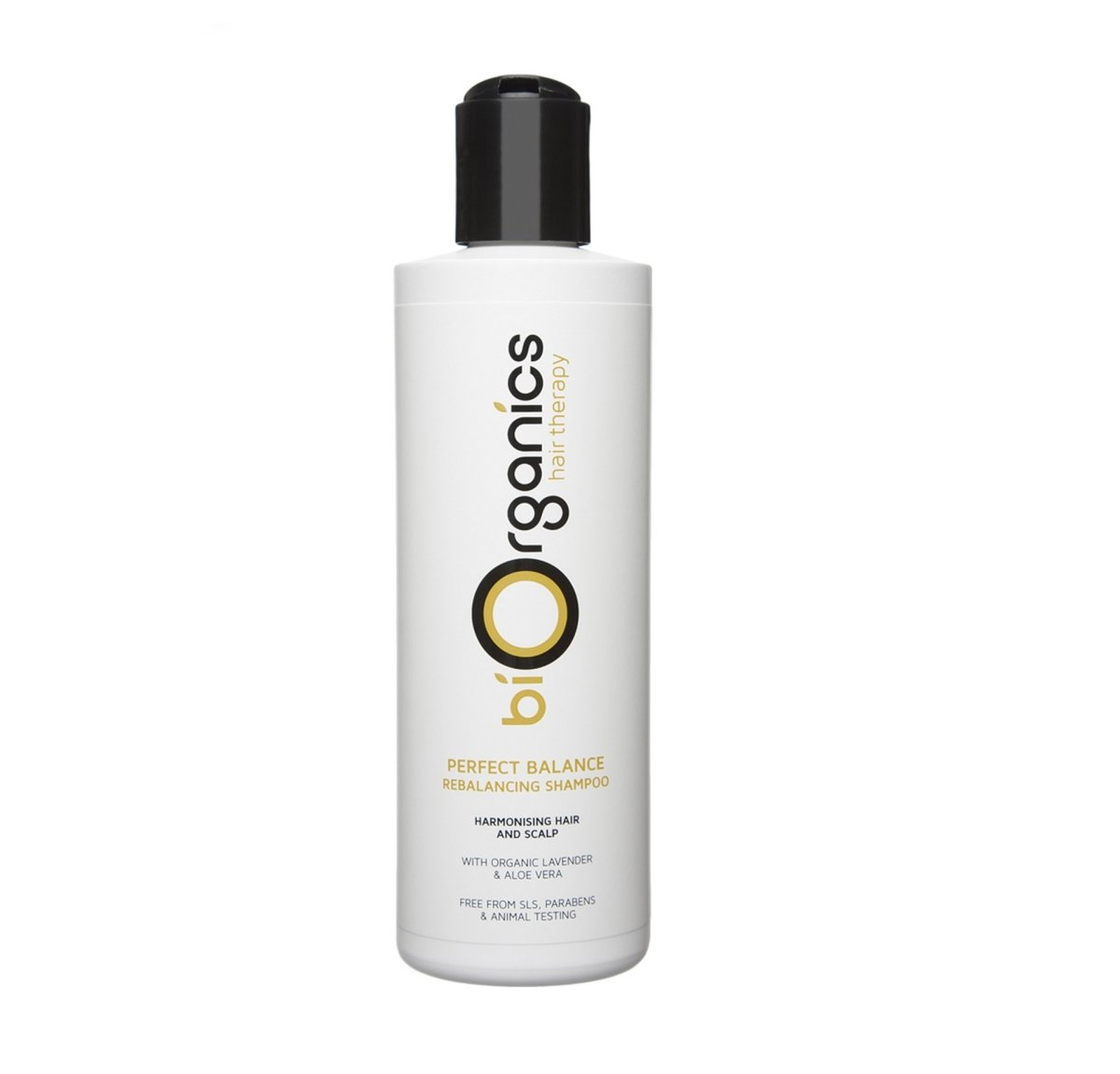 biOrganics Rebalancing Shampoo - Mystic Moments UK