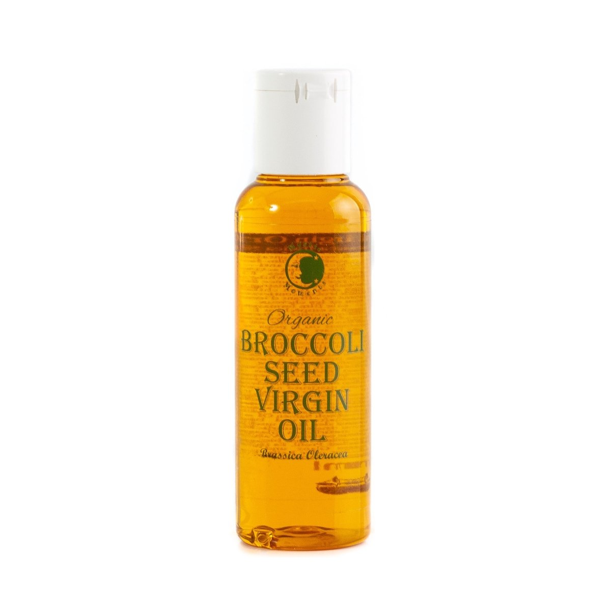 Broccoli Seed Virgin Organic Carrier Oil - Mystic Moments UK