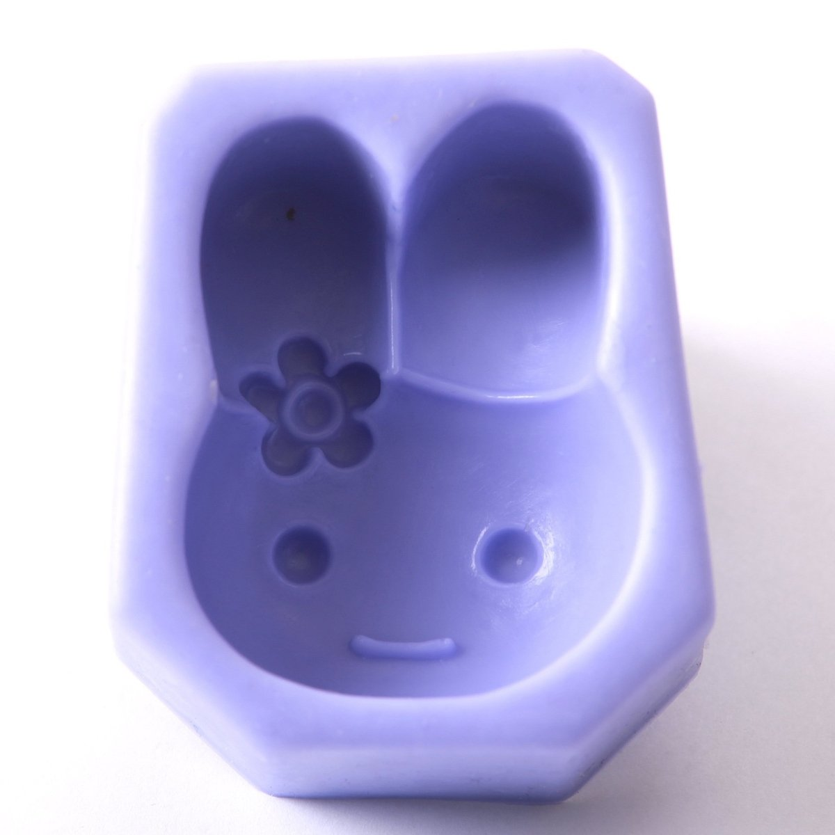 Bunny Silicone Soap Mould R0008 - Mystic Moments UK