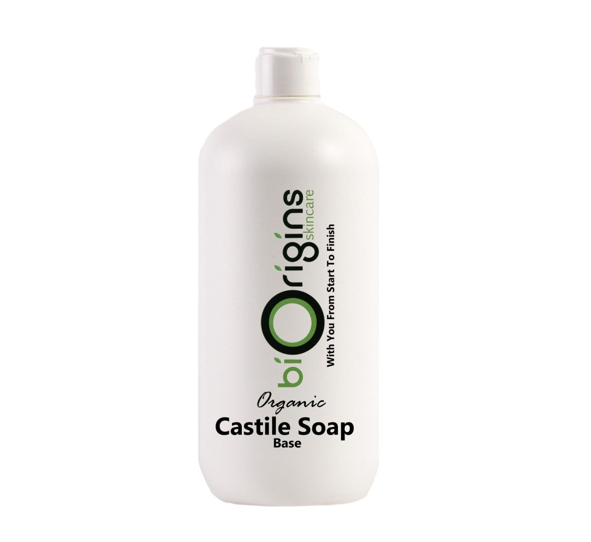 Castile Liquid Soap Organic - Mystic Moments UK