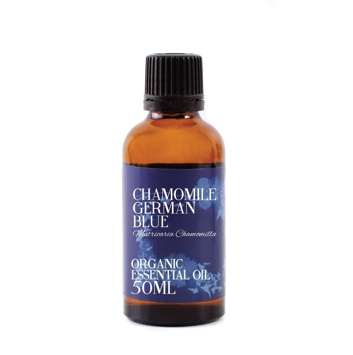 Chamomile German Blue Organic Essential Oil - Mystic Moments UK