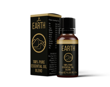 Chinese Earth Element Essential Oil Blend - Mystic Moments UK